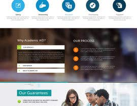 #76 untuk Design a PSD for my website oleh graphicspower