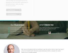 #73 untuk Design a PSD for my website oleh darkemo6876