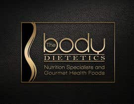 #96 for Logo Design for The Body Dietetics; health food and nutrition advice. af dimitarstoykov