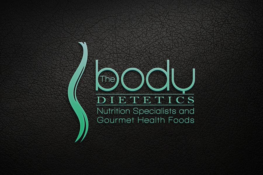 Contest Entry #72 for Logo Design for The Body Dietetics; health food and nutrition advice.