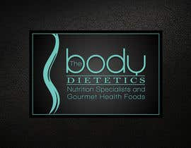 #73 for Logo Design for The Body Dietetics; health food and nutrition advice. af dimitarstoykov