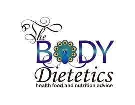 #145 for Logo Design for The Body Dietetics; health food and nutrition advice. af sourav221v