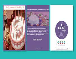 #21 for Direct Mail design (Birthday card style) by rajiyalata