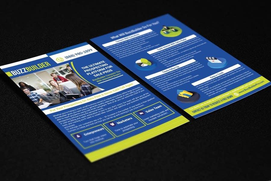 Proposition n°22 du concours Design a Brochure