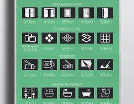 #4 pentru Very easy work. Design some Icons de către sameehajahan