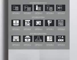 #5 pentru Very easy work. Design some Icons de către sameehajahan