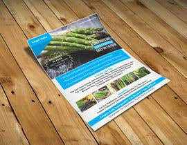 #11 for Flyer Home Delivery Farm Food by meenastudio