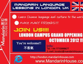 #28 for Flyer Design for Mandarin House by superkiki666