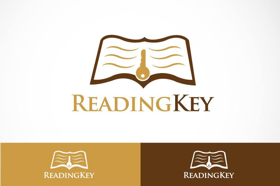 Penyertaan Peraduan #367 untuk Logo Design for ReadingKEY Inc