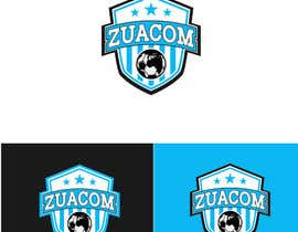 nº 84 pour Diseño de un Escudo para equipo de fútbol/ Shield design for soccer team par Plastmass