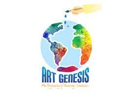 nº 5 pour Art Genesis Logo par ciprilisticus