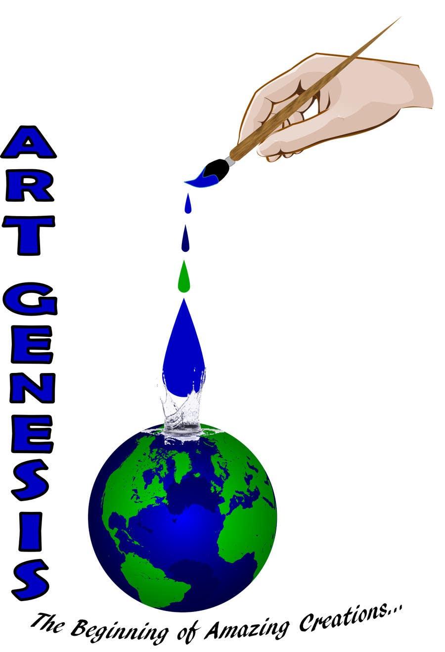 Proposition n°24 du concours Art Genesis Logo