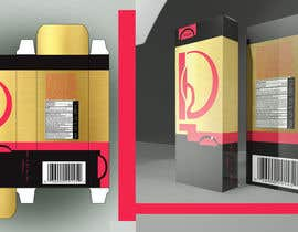 #24 for Design A BOX for WRINKLES filling product by gumenka