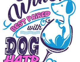 #5 for Design a Woman's T-Shirt for the dog lover by ericzgalang