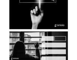 nº 5 pour Black and White Post Card Design par ukybasuki