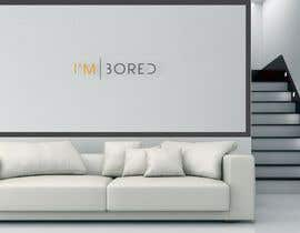 #245 for Design a logo. For I'm bored by ramzdesigner
