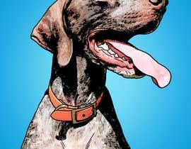 #114 for Photo to POP ART Dog Portrait by ajvdw