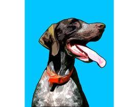 #21 for Photo to POP ART Dog Portrait by av23