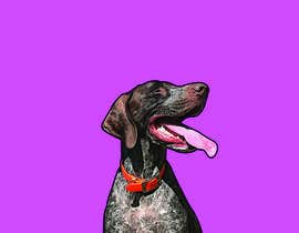 #30 for Photo to POP ART Dog Portrait by aminul1238