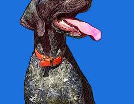 #75 for Photo to POP ART Dog Portrait by Redlinen