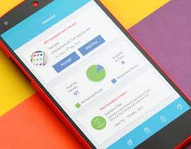 #8 for Design an App Mockup by sarkarshaheb