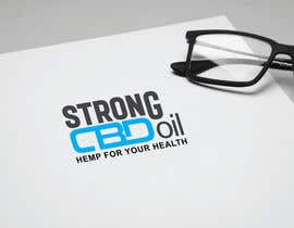 #74 for Design a Logo for Strong CBD by tasfiyajaJAVA
