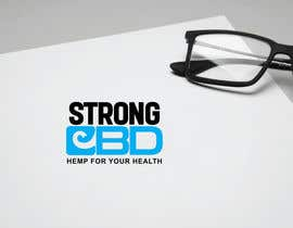 #75 for Design a Logo for Strong CBD by tasfiyajaJAVA
