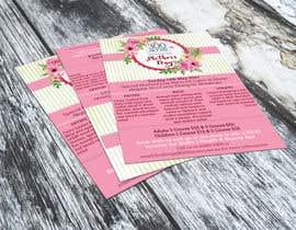 nº 5 pour Design a Mother's Day Flyer par Kitteehdesign