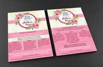 Graphic Design Kilpailutyö #6 kilpailuun Design a Mother's Day Flyer