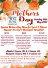 Graphic Design Kilpailutyö #21 kilpailuun Design a Mother's Day Flyer