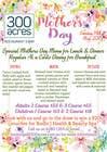 Graphic Design Kilpailutyö #22 kilpailuun Design a Mother's Day Flyer