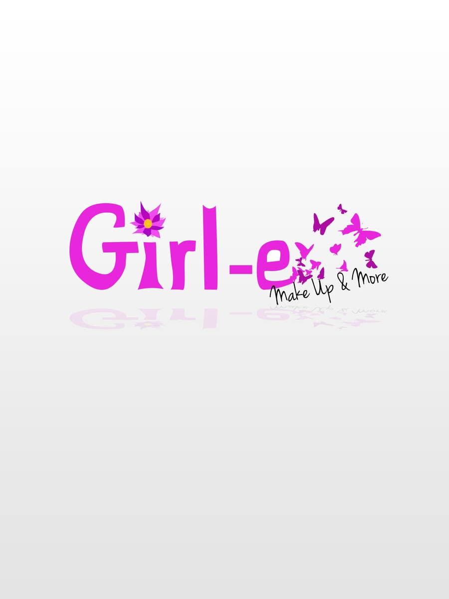 "Intrarea #103 pentru concursul ""Logo Design for Girl-e"""