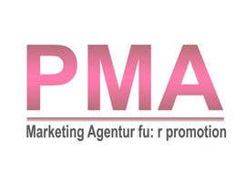 #18 for Logo PMA - Slogan: Marketing Agentur für Promotion by muziburrn