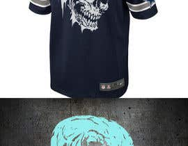 #90 for Ice Skull big logo to be put on clothing by Termoboss