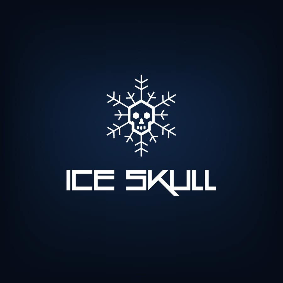 Entry 111 by gugah for ice skull big logo to be put on for Put my logo on a shirt