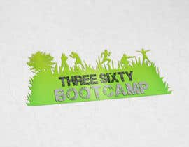 #10 for Three sixty bootcamp logo re-design by Seap05