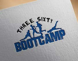 #36 for Three sixty bootcamp logo re-design by armamun2021