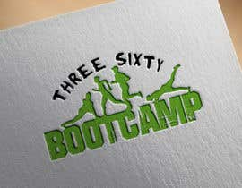 #37 for Three sixty bootcamp logo re-design by armamun2021