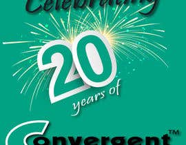 #25 for Design a 20Year service logo by ankurrpipaliya