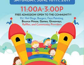 #15 for Design a Flyer for a Community Fun Day! by maidang34