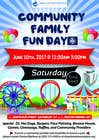 Graphic Design Contest Entry #24 for Design a Flyer for a Community Fun Day!