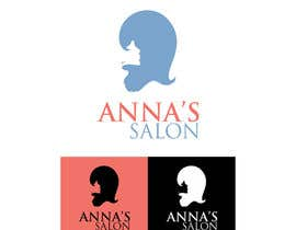 #11 for Design a logo for a hairsalon in Australia by priscillabaeta