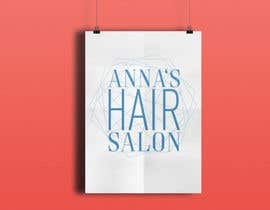 nº 33 pour Design a logo for a hairsalon in Australia par linabecerra