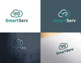 nº 10 pour SmartServ | Design a Technology Company's Logo par AllGraphicsMaker