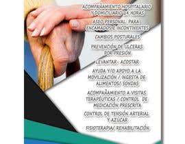 nº 9 pour Flyer publicitario - Cuidar personas par imagencreativajp