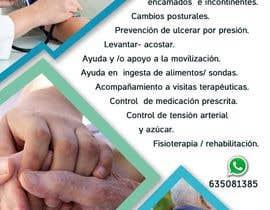 nº 13 pour Flyer publicitario - Cuidar personas par imagencreativajp