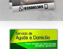 #20 for Flyer publicitario - Cuidar personas by pcqnk