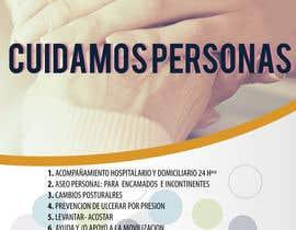 nº 8 pour Flyer publicitario - Cuidar personas par lauracelis