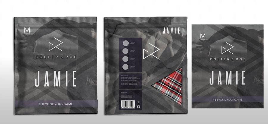 Proposition n°20 du concours Modern Menswear Packaging