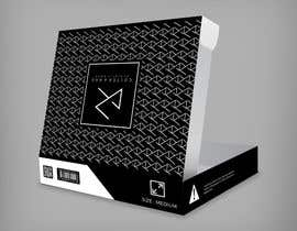 #14 for Modern Menswear Packaging by ghielzact